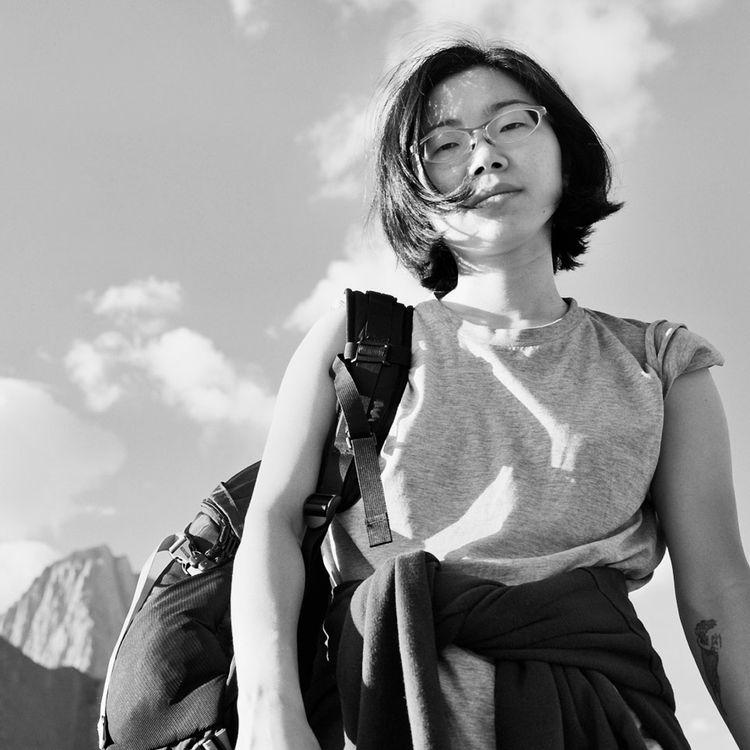 Ye Rin Mok portrait
