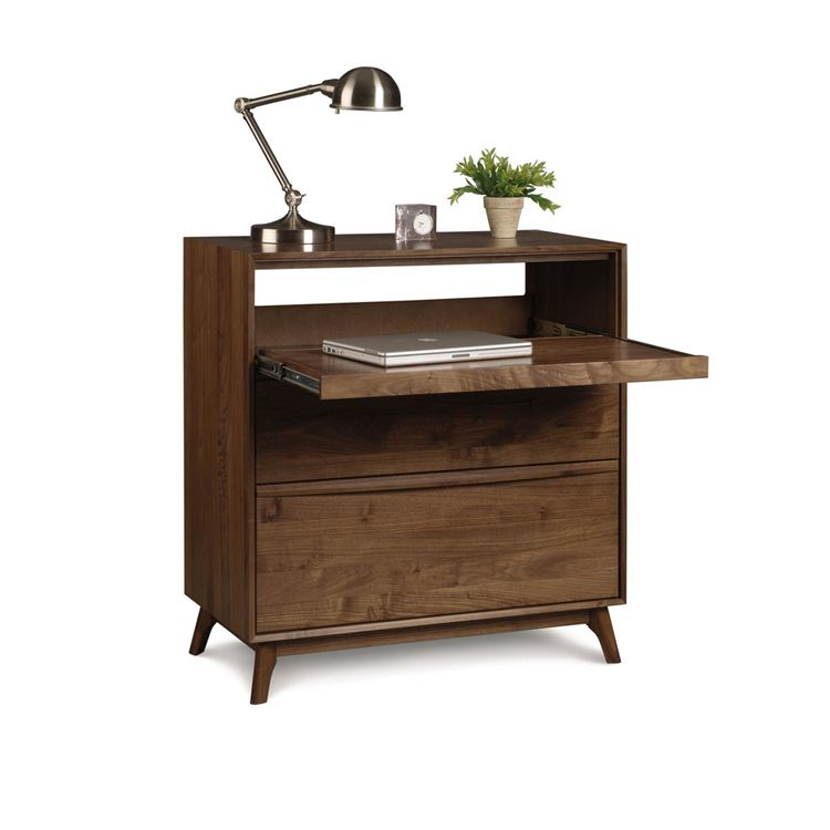 Laptop desk that resembles a dresser