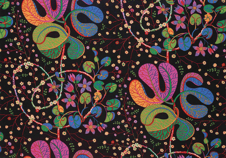Design Icon Josef Frank Teheran textile for Svenskt Tenn