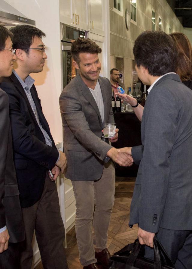 Nate Berkus at Dwell on Design Los Angeles 2015.