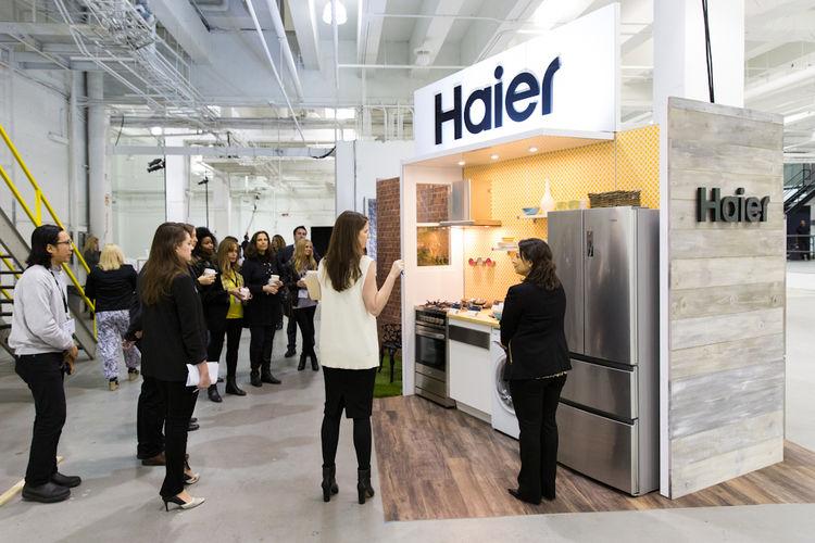 Haier kitchen