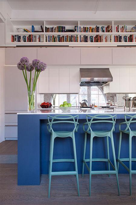 Dwell on Design Manhattan House Tour West Village kitchen