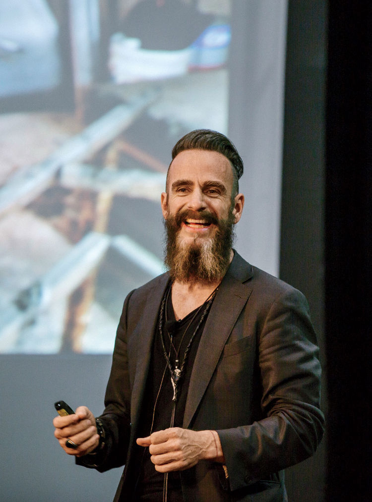 Architect Michel Rojkind, speaker at 2015 Dwell on Design LA, shares his work.