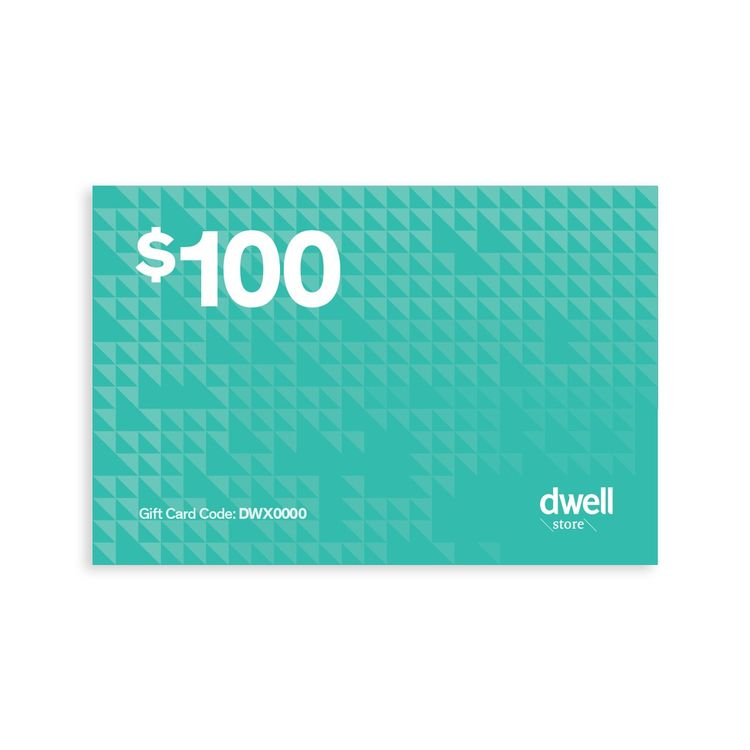 Dwell Store digital gift card