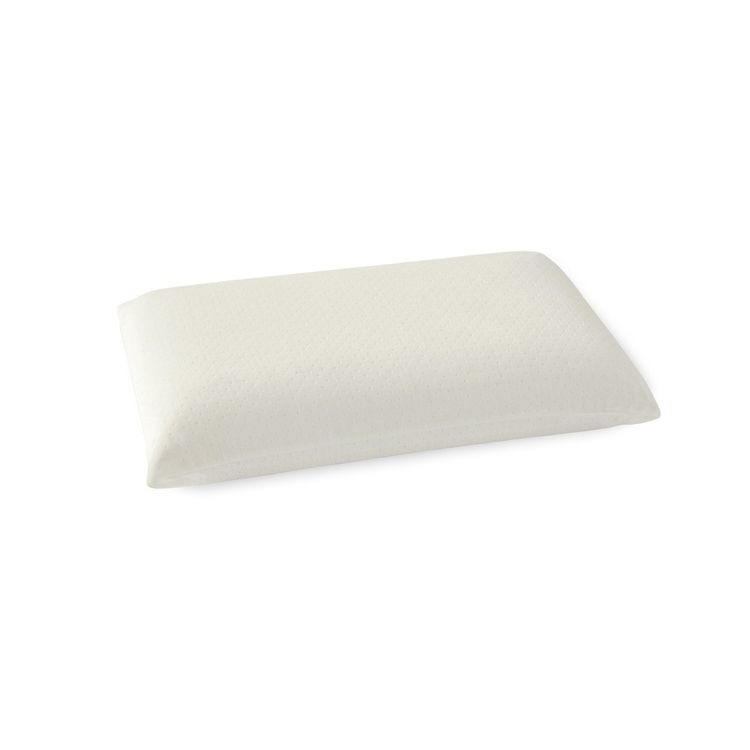 Simple memory foam pillow with three-layer technology