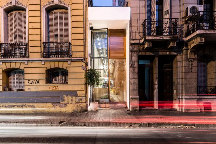 Modern restaurant in Argentina