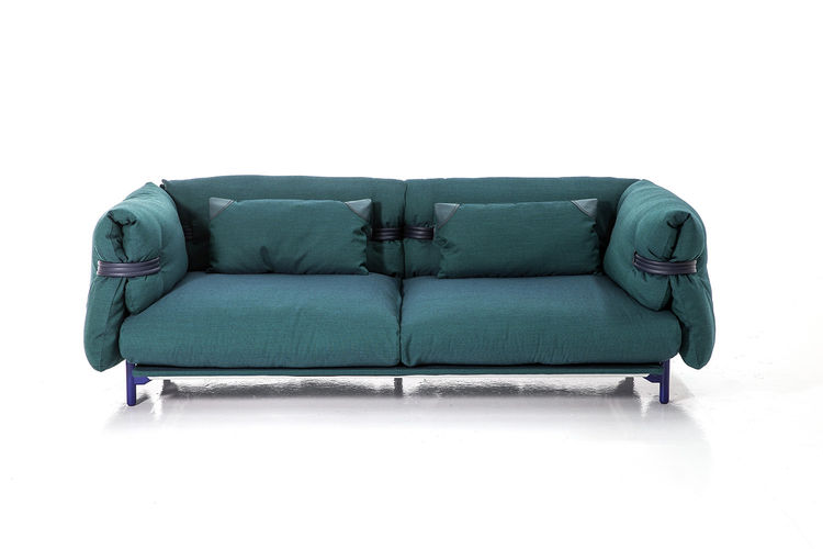 Belt sofa by Patricia Urquiola for Moroso