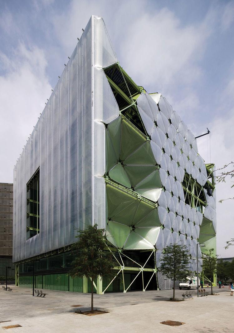 Media TIC, Barcelona