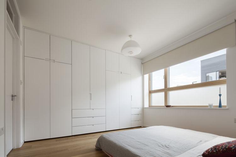 Gransden renovation bedroom