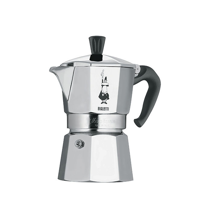 q&A with Modern design leaders like Ambra Medda of L'ArcoBaleno who recommends her italian Moka pot by Bialetti for her appliance