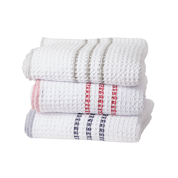 q&A with Modern design leaders like Ambra Medda of L'ArcoBaleno who recommends Belgian waffle towels by Mungo