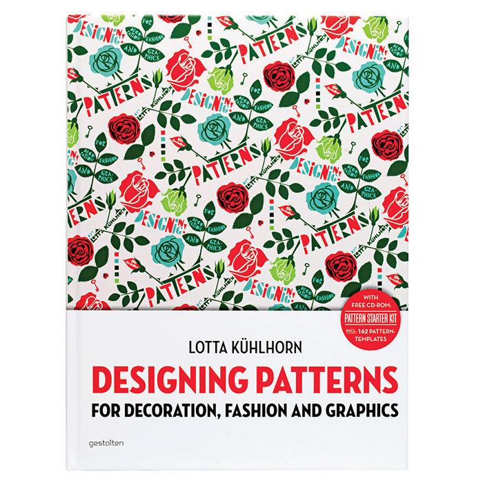 Q&A with Modern design leaders like Angie Myung of Poketo who recommends the book designing patterns by Lotta Kühlhorn