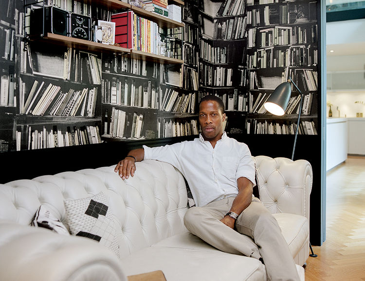 q&A with Modern design leaders like Byron Peart of Want Les Essentiels de la Vie portrait
