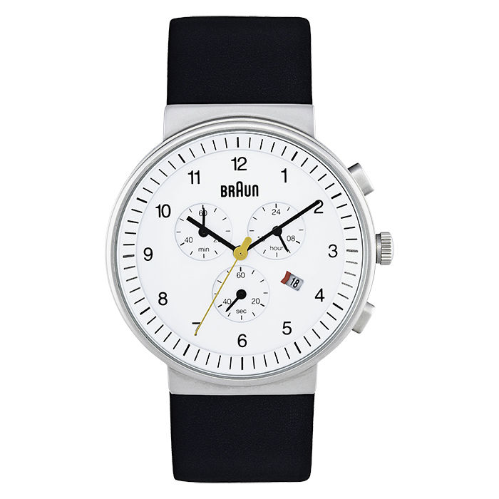 q&A with Modern design leaders like Caroline Baumann of Cooper Hewitt who recommends braun watch as her graduate gift