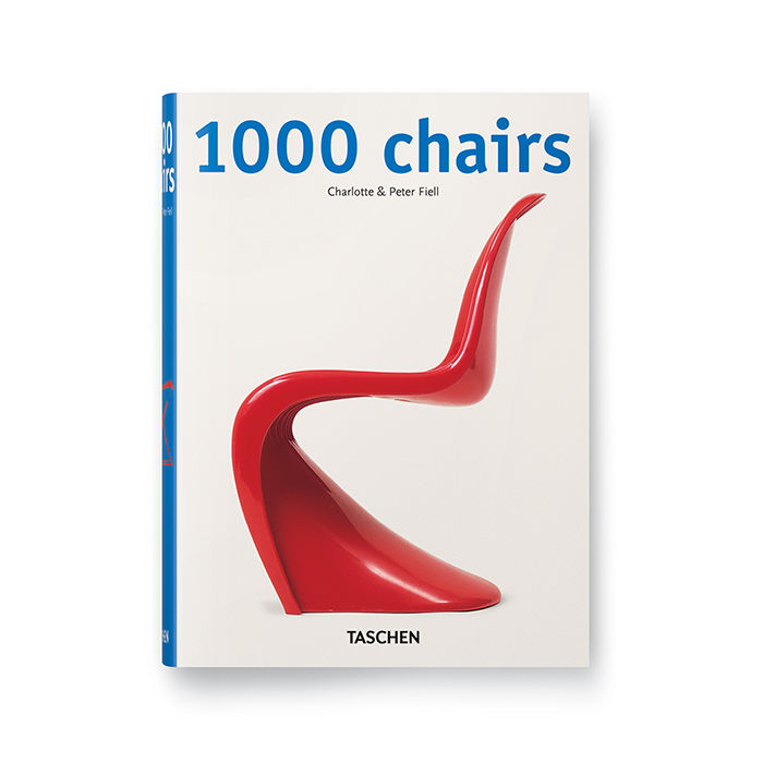 q&A with Modern design leaders like Cliff Fong who recommends the book 1000 Chairs by Charlotte and Peter Fiell and Taschen