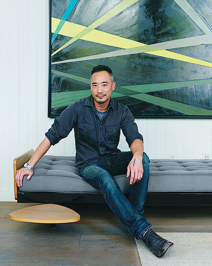 q&A with Modern design leaders like Cliff Fong portrait