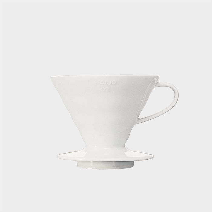 Q&A with Modern design leaders like Rob Fissmer of Vitsoe who recommends the V60 coffee dripper by Hario for his kitchen appliance