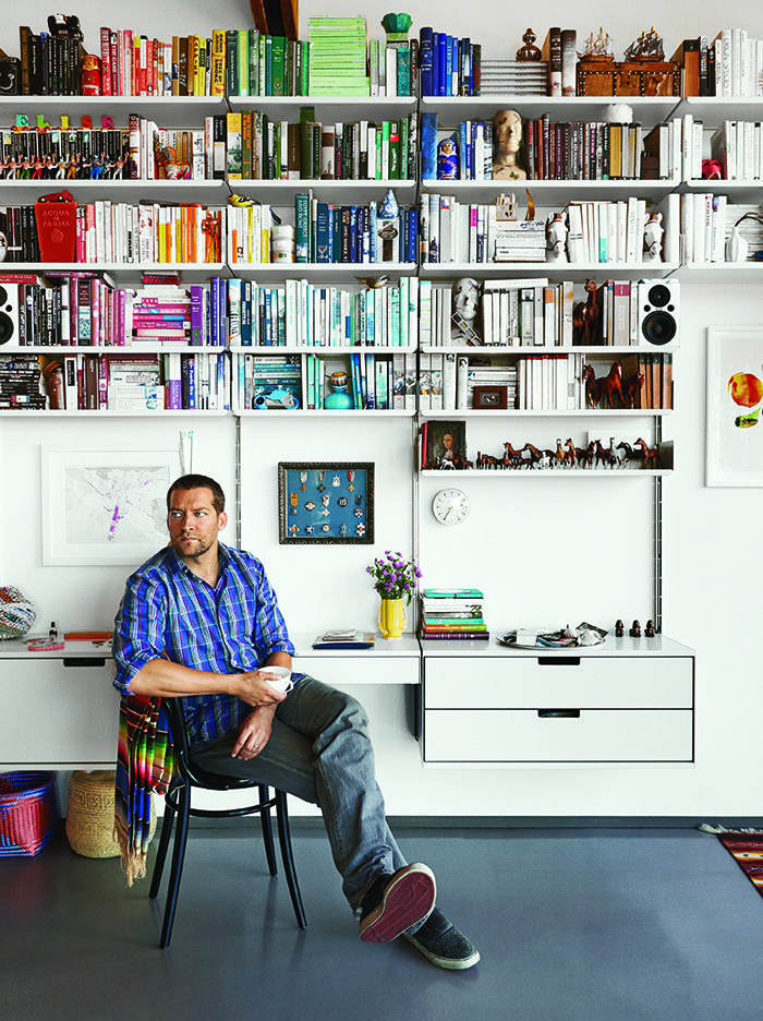 Q&A with Modern design leaders like Rob Fissmer of Vitsoe portrait