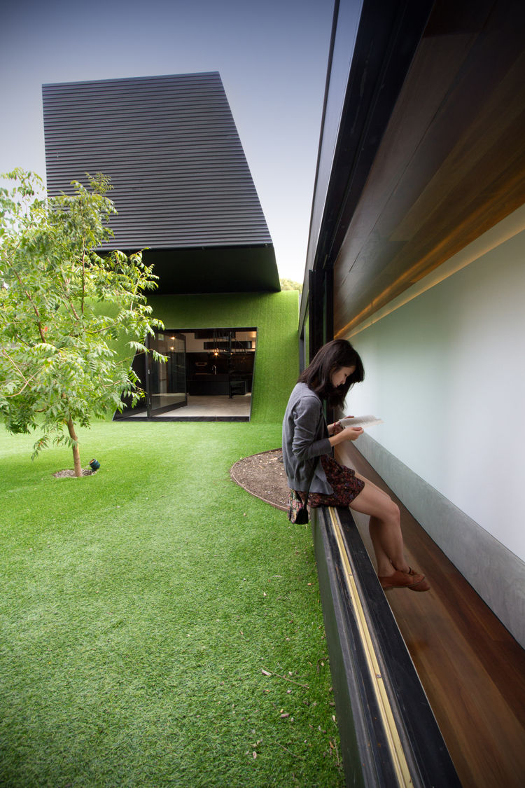 Home in Melbourne, Australia designed by Andrew Maynard