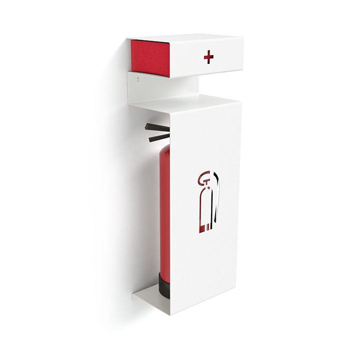 modern furniture design workplace office formfusion fire extinguisher
