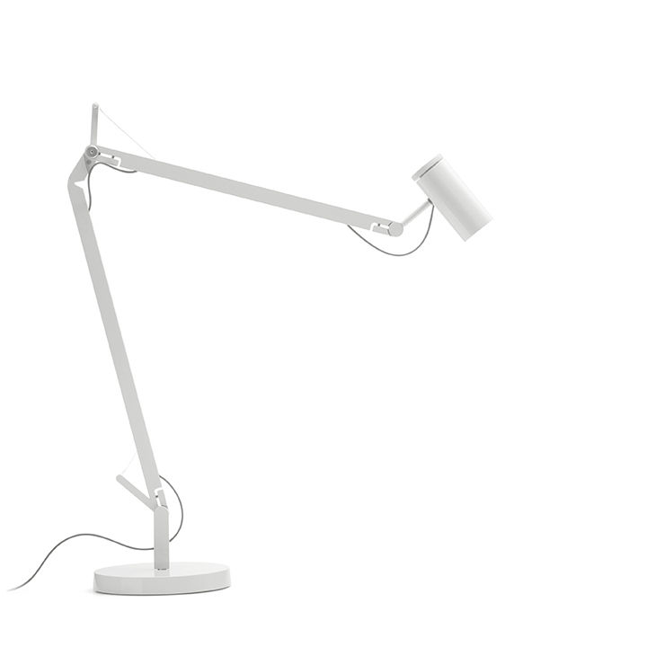 modern furniture design workplace office marset polo desk light