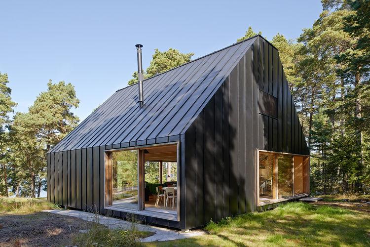 Swedish island retreat.