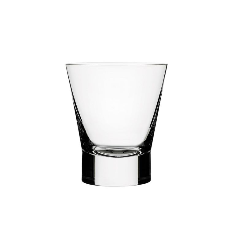 Simple and sophisticated old fashioned glass