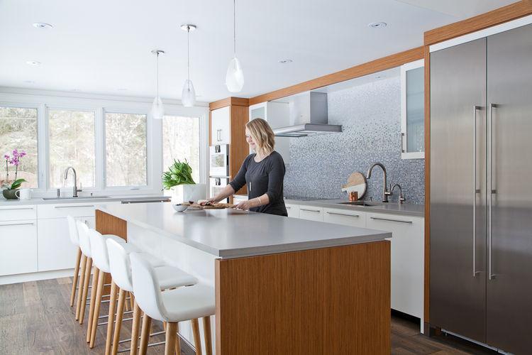 Kitchen renovation in Ontario