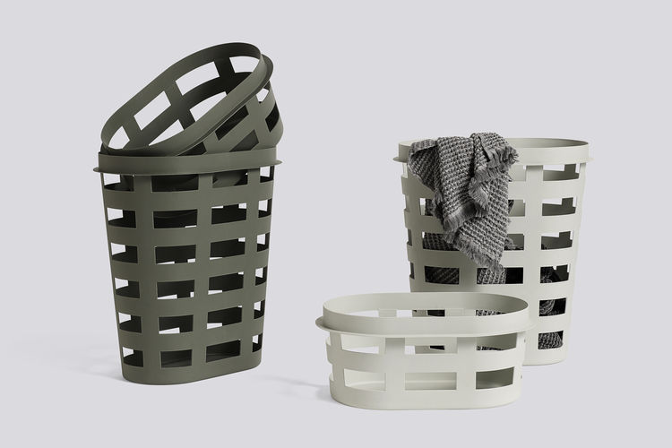 Mesh laundry baskets by Big-Game for HAY