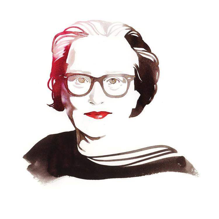 Li Edelkoort portrait