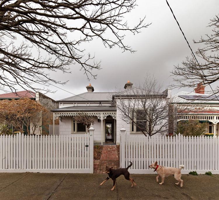 M House Front Victorian Exterior, Melbourne