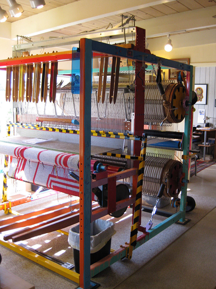 Nancy Kennedy custom loom