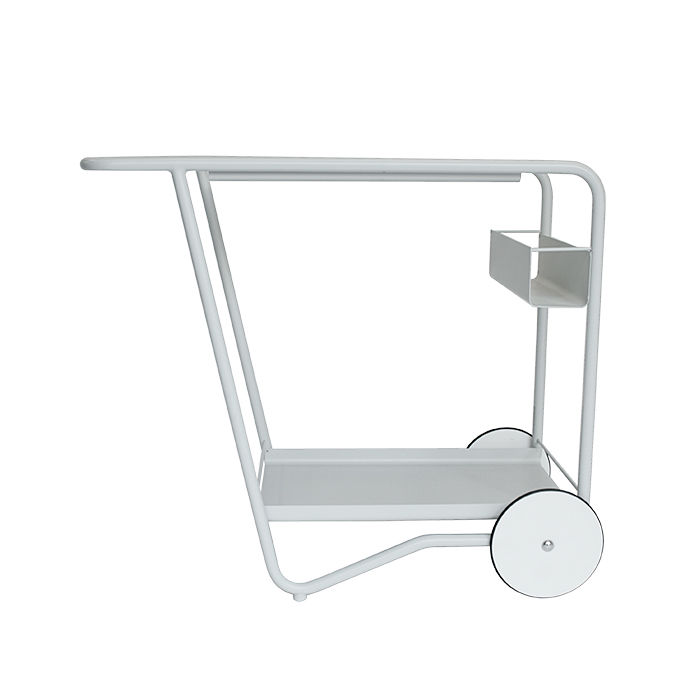 Modern Made in the USA America products like the Cruise collection Tea Cart by IDV from California