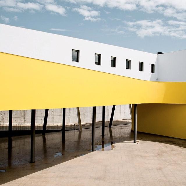 La Escola Superior de Música in Lisbon, Portugal