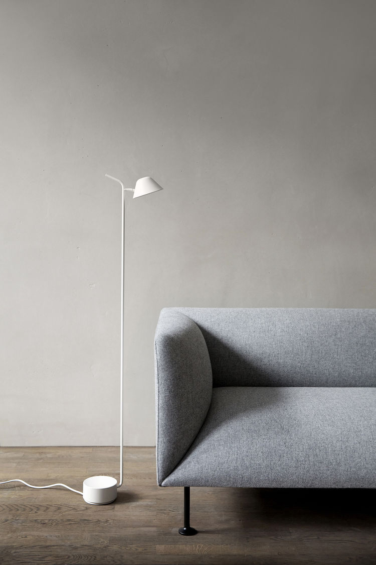 Peek floor lamp by Jonas Wagell for Menu