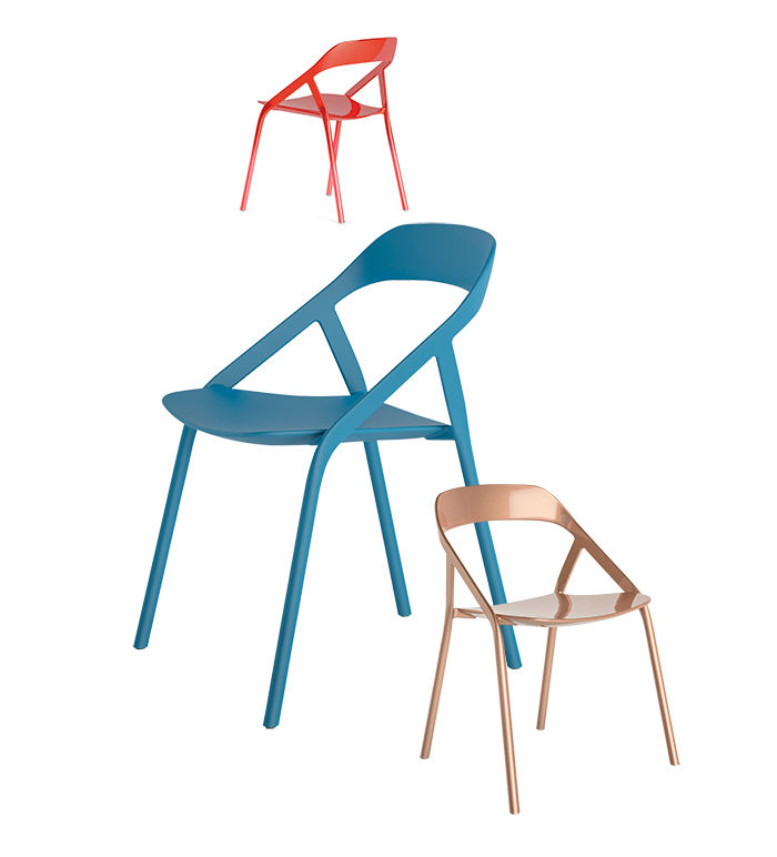 Michael Young's <5_MY chairs for Coalesse