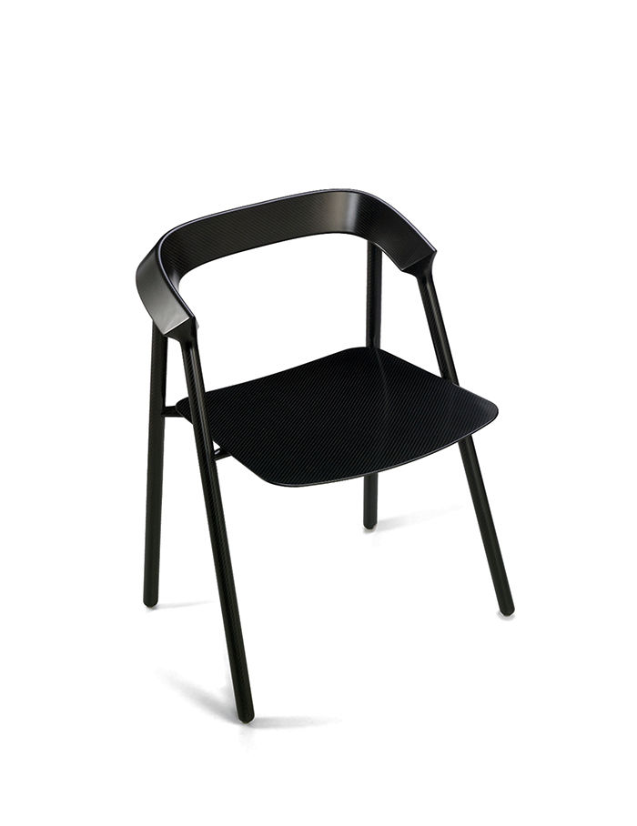 The Shindo chair by Michael Young