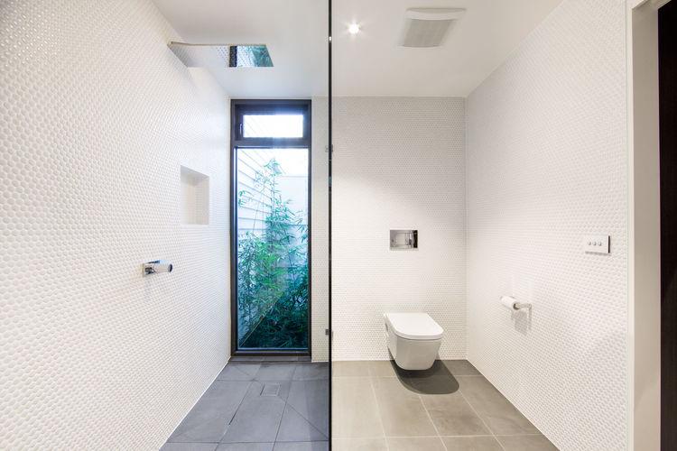 Melbourne Middle Park House Addition bathroom