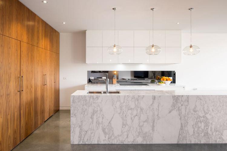 Melbourne Middle Park House Addition kitchen