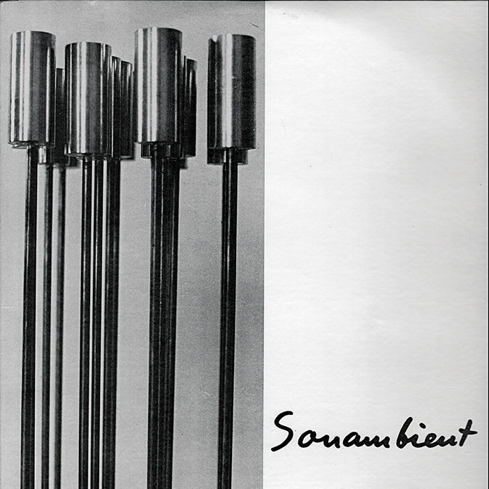 Sonambient metal sound sculpture album reissue by Harry Bertoia