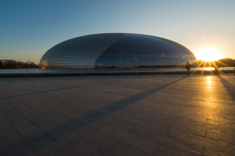 National Centre for the Performing Arts Opera House, Beijing, China
