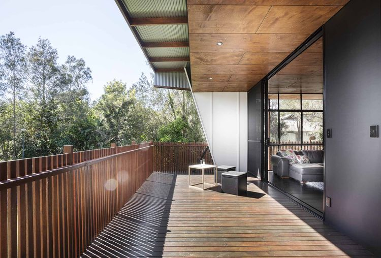 Northern Rivers Beach House deck