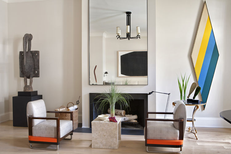 Sandra Nunnerley's Living Room