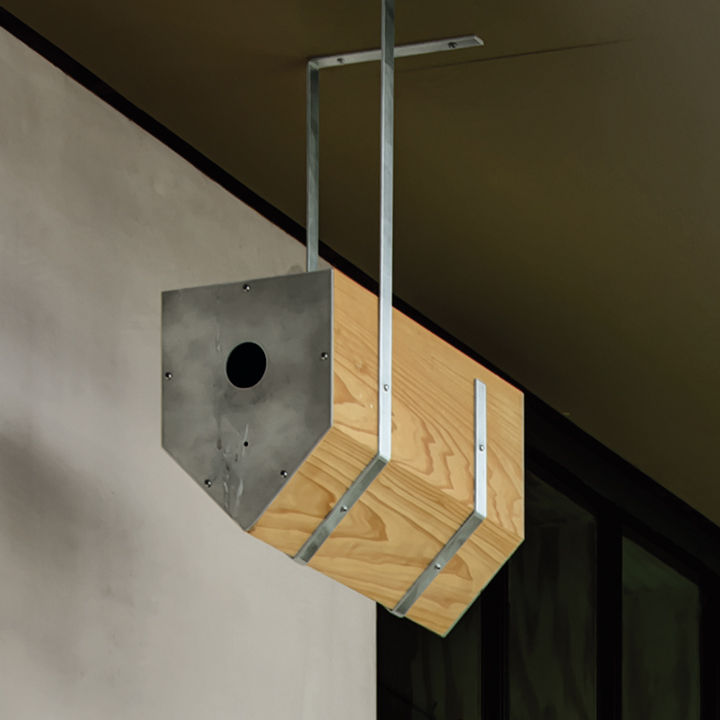 modern vanguard way birdhouse screech owls purple martins