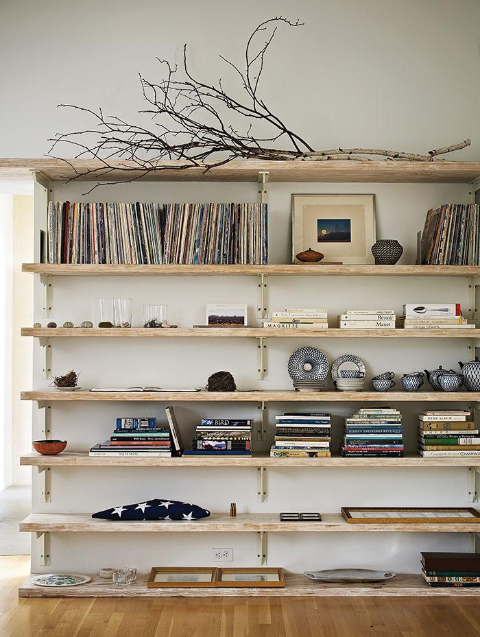 modern vanguard way living room bookshelves