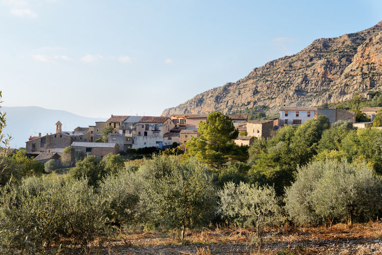 Renovate eco-friendly home in the Spanish Pyrenees.