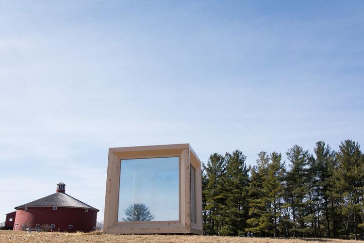 Ice shanty by Pill-Maharam Architects