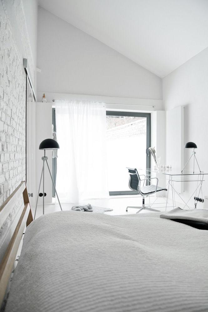 Polish Farmhouse Bedroom