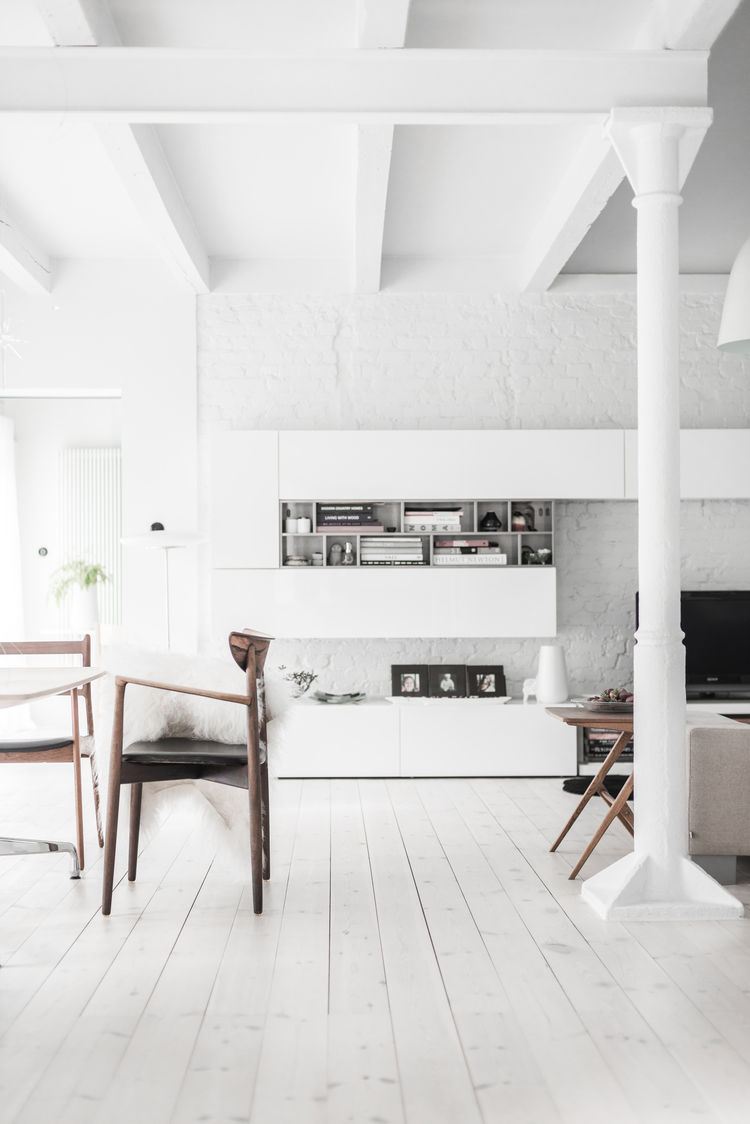 Polish Farmhouse Bright White Spaces