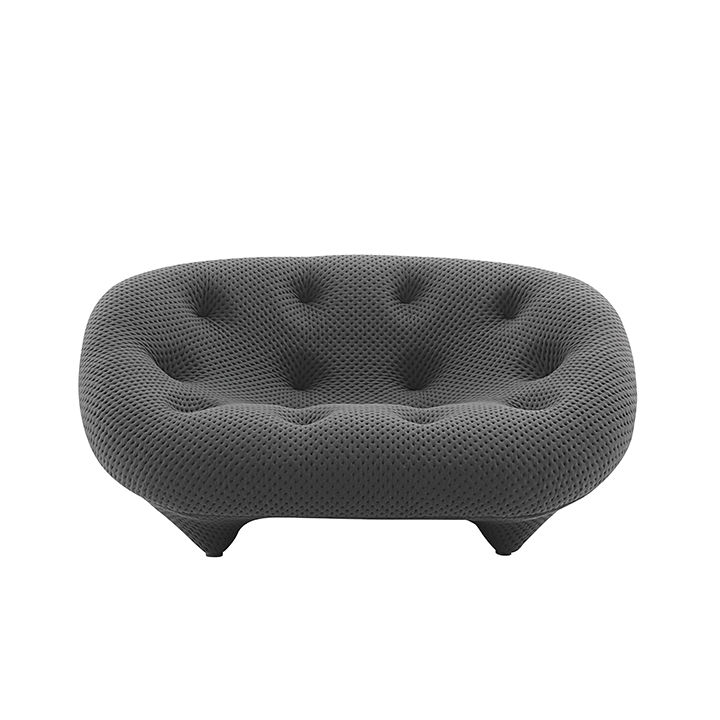 modern furniture design texture ligne roset ploum love seat